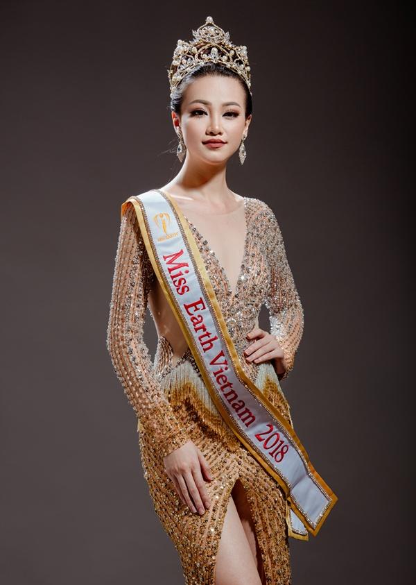 Nguyễn Phương Khánh đại diện Việt Nam tham gia Miss Earth 2018 3