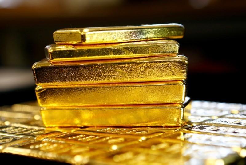 Hình ảnh Giá vàng hôm nay 3/10/2018: Rục rịch tăng trở lại số 1