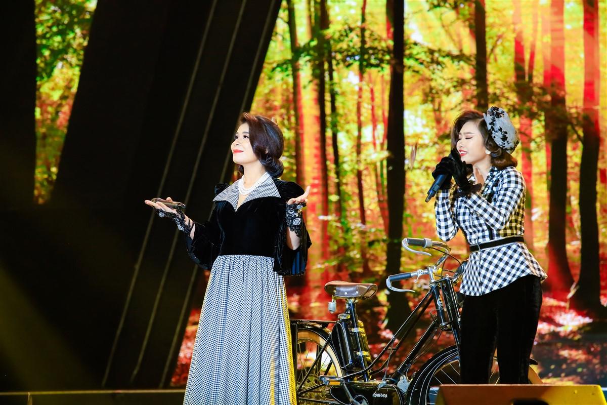 Ca sĩ Minh Tuyết khóc nức nở chia sẻ về tình yêu 3
