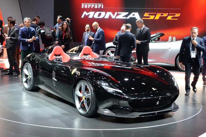Báo Anh xếp VinFast ngang BMW, Audi, Ferrari... trong danh sách mẫu xe hấp dẫn nhất Paris Motor Show 6