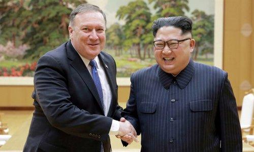 Ngoại trưởng Mỹ sẽ có chuyến thăm Triều Tiên lần thứ 4 vào cuối tuần 1