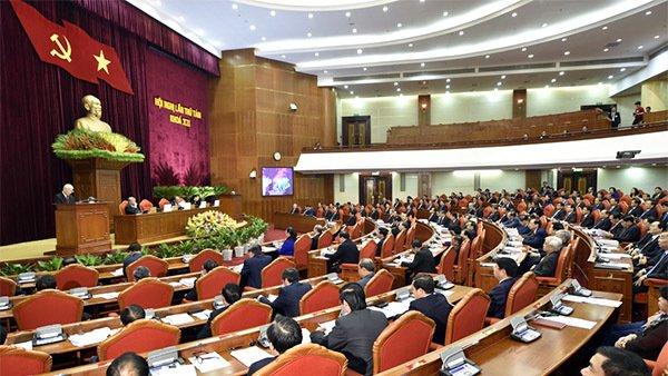Ủy viên Bộ Chính trị phải chủ động từ chức khi không đủ uy tín 1