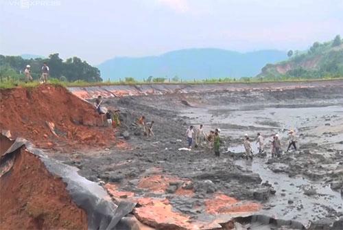 Công ty vỡ hồ chứa chất thải ở Lào Cai phải đền bù 24 tỷ đồng cho người dân 2