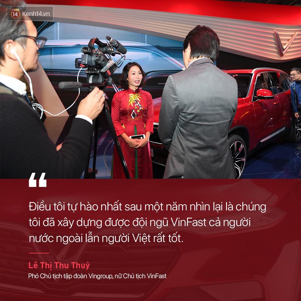 Nữ chủ tịch VinFast: Thử thách và khó khăn trong công việc thực sự cuốn hút tôi! - Ảnh 4.