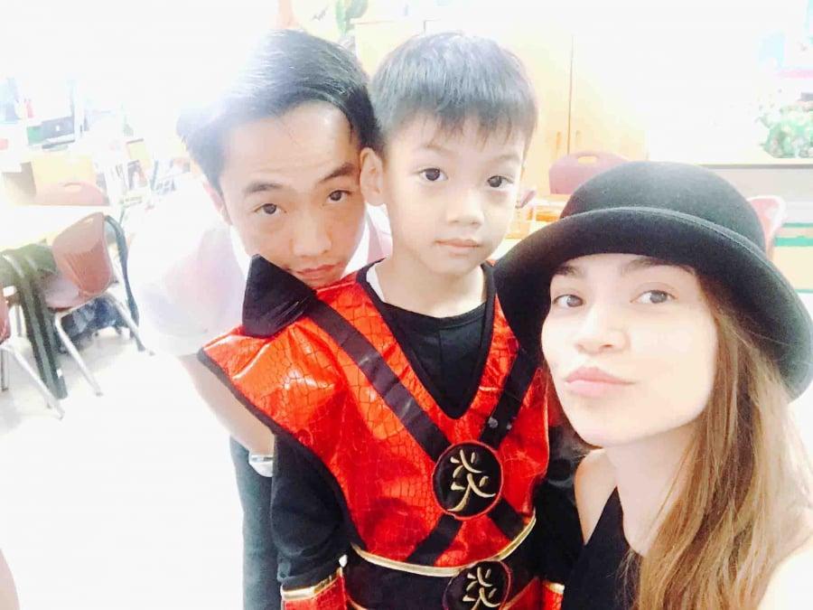Phản ứng của Hồ Ngọc Hà khi Cường đô la công khai gọi Đàm Thu Trang là vợ 3