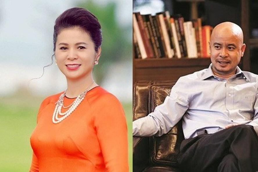 Bà Lê Hoàng Diệp Thảo yêu cầu Trung Nguyên sớm khôi phục chức danh  1