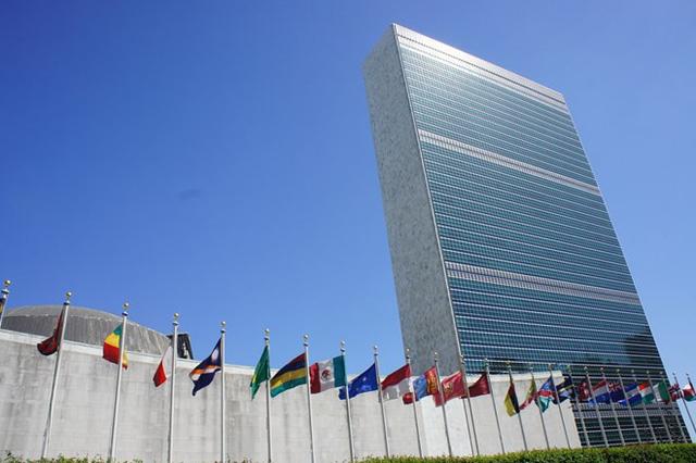 Lễ viếng và mở sổ tang nguyên Tổng Bí thư Đỗ Mười tại Liên hợp quốc 1