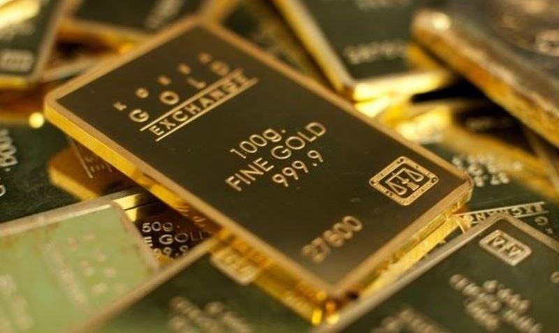 Hình ảnh Giá vàng hôm nay 5/10/2018: Vàng trên thế giới dừng đà tăng số 1