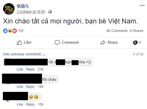 Sự đanh đá của vài dân mạng Việt Nam khiến hacker Đài Loan phải phân trần bằng tiếng Việt 5