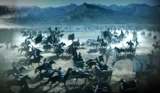 Không phải Xích Bích, đây mới là trận chiến 'lấy ít địch nhiều' điên rồ nhất lịch sử Tam Quốc 4