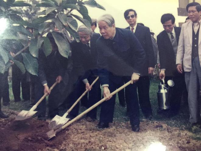 Những hình ảnh in dấu cố Tổng Bí thư Đỗ Mười tại quê nhà Đông Mỹ 13
