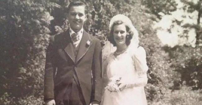 Cặp vợ chồng chung sống hạnh phúc với nhau 75 năm, thời điểm họ nhắm mắt xuôi tay càng chứng minh định mệnh là có thật 1