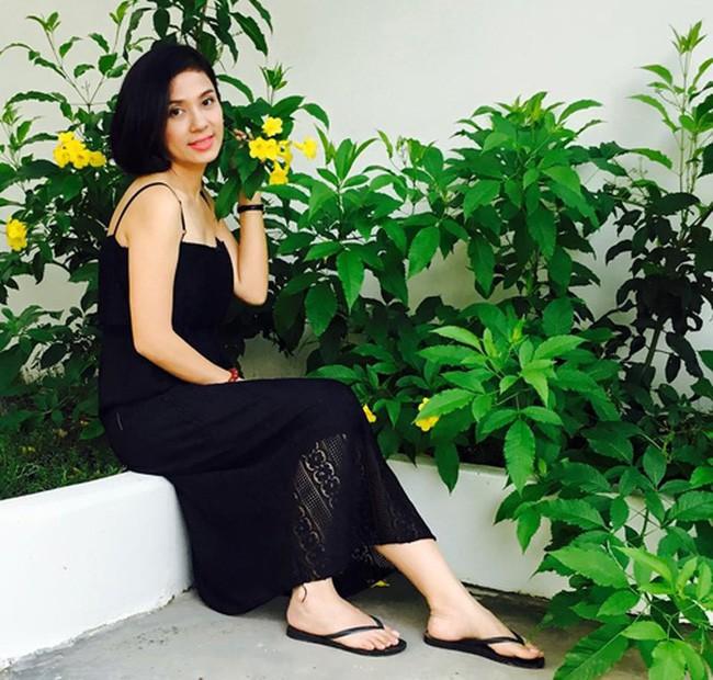 'Người đẹp Tây Đô' Việt Trinh và ngôi nhà an yên bên khu vườn ngập tràn rau trái 3