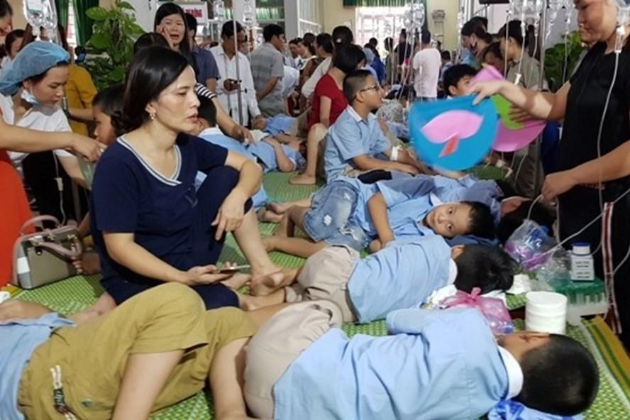 Hình ảnh Nguyên nhân khiến 300 học sinh ở Ninh Bình nhập viện cấp cứu số 1