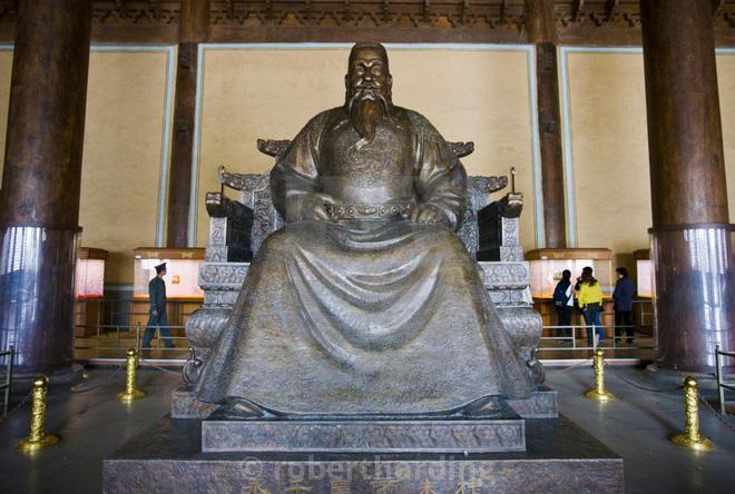 Lăng mộ của 13 hoàng đế nhà Minh: Khai quật sau 500 năm, cổ vật châu báu vẫn nguyên vẹn 3