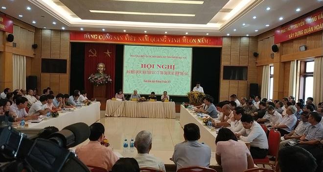 Chủ tịch Hà Nội: 'Mọi điều kiện đã thuận lợi để Tổng bí thư giữ chức Chủ tịch nước' 1