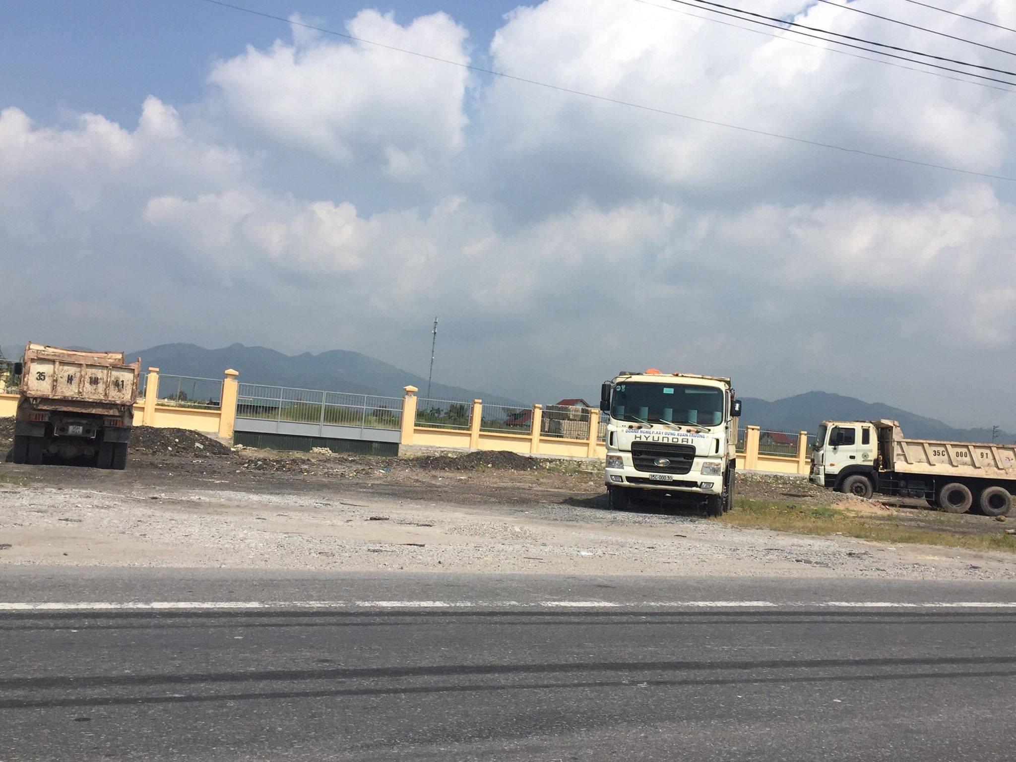Vụ 14 xe tải dàn hàng trên quốc lộ chống đối CSGT: Công an Quảng Ninh lên tiếng 2