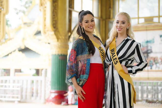 Nhan sắc xấu khó tin của các đối thủ Á hậu Việt Nam tại Hoa hậu Hòa bình Thế giới 2018 3