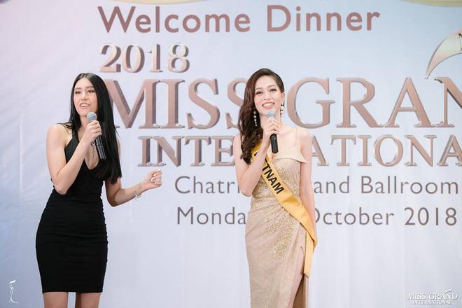 Nhan sắc xấu khó tin của các đối thủ Á hậu Việt Nam tại Hoa hậu Hòa bình Thế giới 2018 20