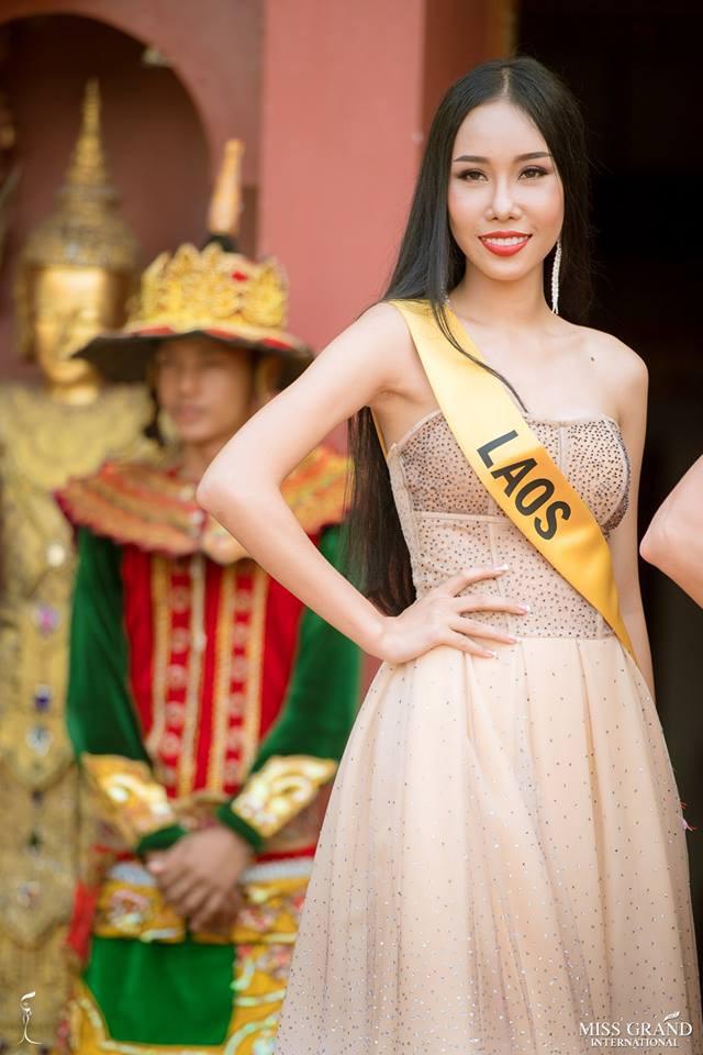 Nhan sắc xấu khó tin của các đối thủ Á hậu Việt Nam tại Hoa hậu Hòa bình Thế giới 2018 14