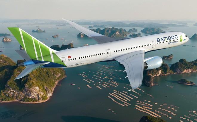 Hình ảnh Bamboo Airways thông báo điều chỉnh lịch cất cánh dự kiến sang cuối quý IV/2018 số 1