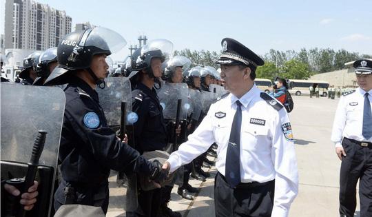 Cựu chủ tịch Interpol bị bắt vì