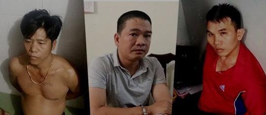 Hình ảnh Bắt được các đối tượng cướp vàng táo tợn ở Phú Yên số 1
