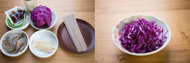 Người Nhật có món mì trộn lạnh thanh nhẹ mà cực ngon, rất hợp cho bữa trưa! 1