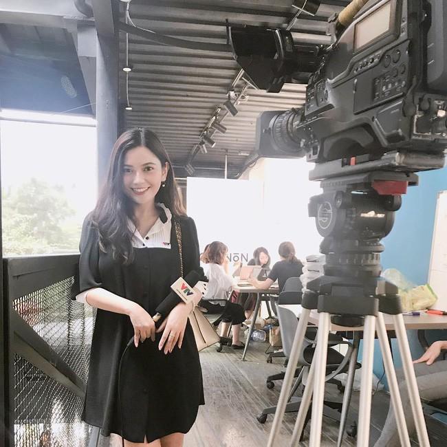 3 nữ biên tập viên 9X xinh đẹp nóng bỏng, rất được lòng công chúng của VTV - Ảnh 5.