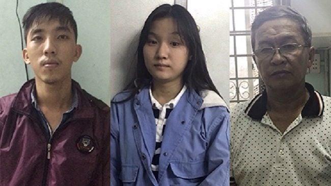 Tráo iPhone bằng gạch, 3 nhân viên giao hàng ở TP. HCM bị bắt giữ 1