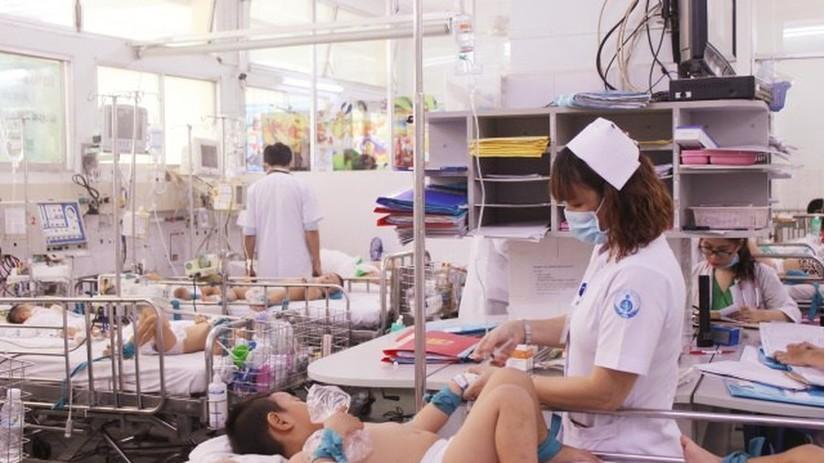 Hình ảnh Sởi, sốt xuất huyết, tay-chân-miệng cùng lúc hoành hành: Bộ Y tế khẳng định vẫn trong tầm kiểm soát số 2
