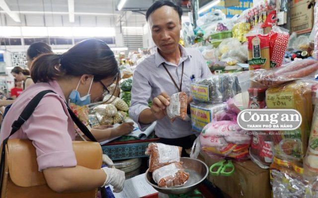 Hình ảnh Đà Nẵng: Phát hiện ớt bột chứa độc tố có thể gây ung thư số 1