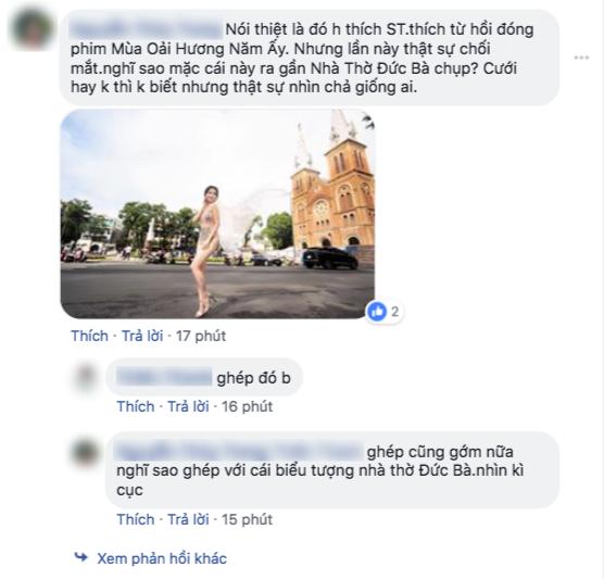 Sĩ Thanh chụp ảnh cưới sexy ở trung tâm thành phố bị chỉ trích - Ảnh 5.