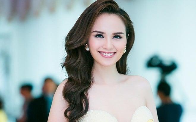 Hình ảnh Hoa hậu Diễm Hương được mời đi khách giá gần 1 tỉ đồng số 2