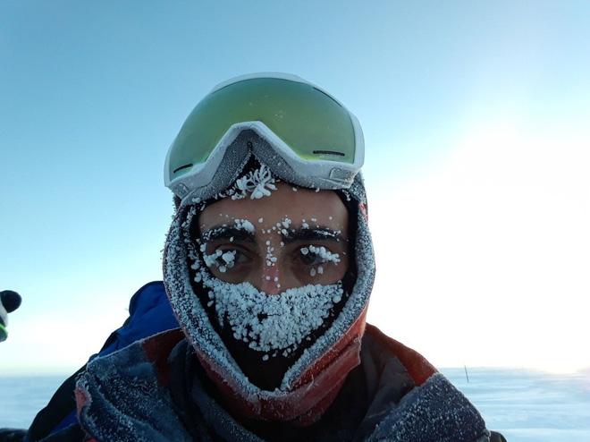 Điều gì sẽ xảy ra khi bạn nấu ăn ở Nam Cực với nhiệt độ ngoài trời là -70 độ C? 8