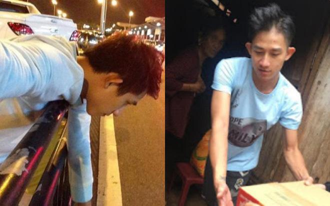 Hình ảnh Cuộc sống mưu sinh túng quẫn của cựu thành viên HKT số 1