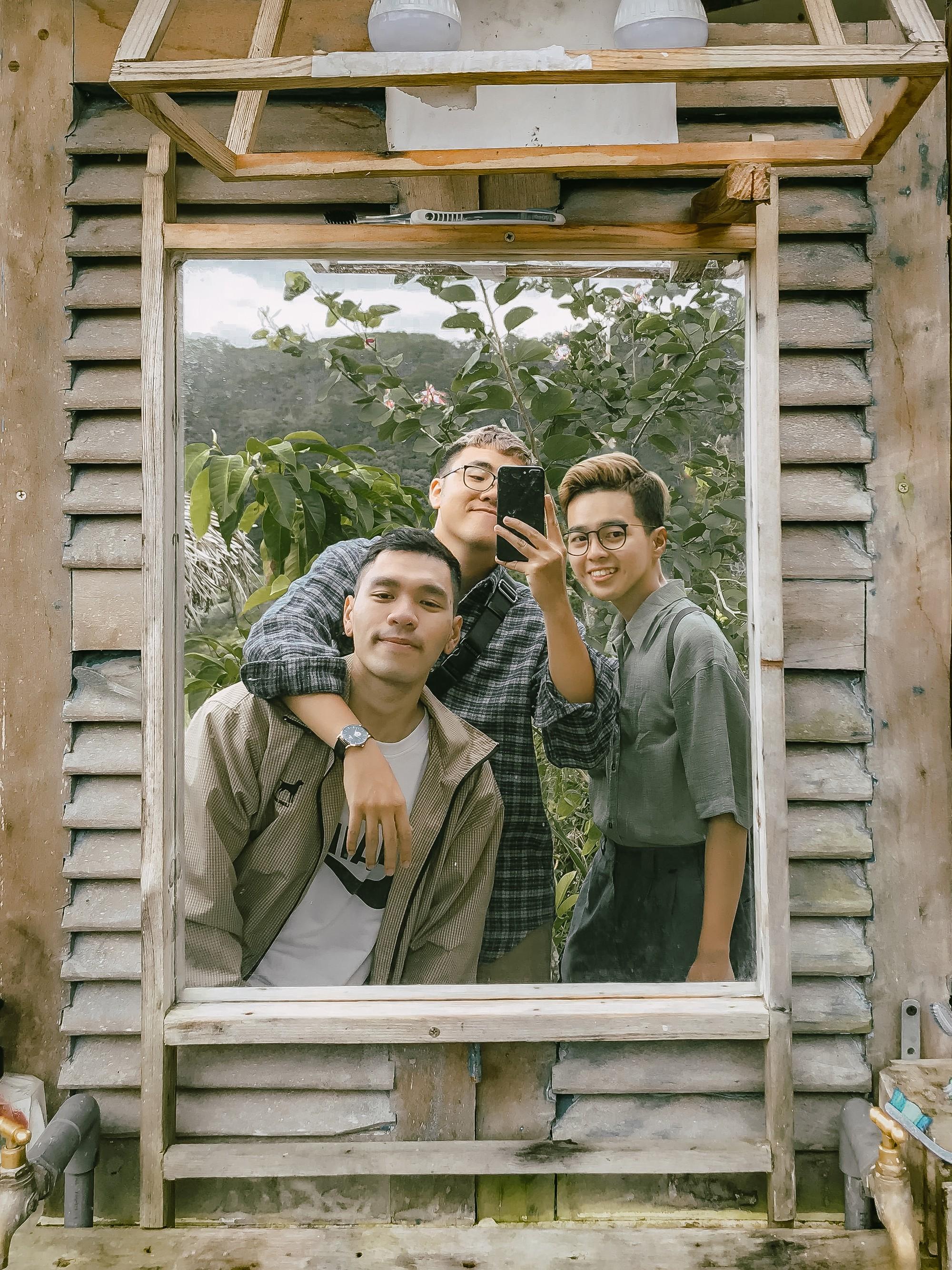 Hội bạn thân 3 miền Bắc - Trung - Nam rủ nhau lên Đà Lạt, chụp ảnh nhóm xuất sắc như bìa tạp chí - Ảnh 4.