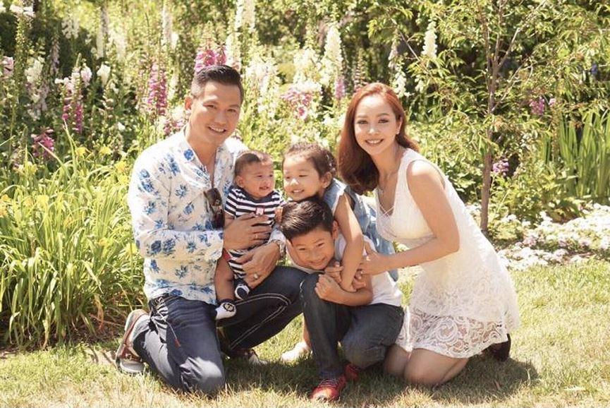 Tiết lộ gia thế khủng của chồng Hoa hậu Jennifer Phạm 1