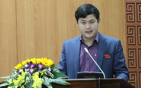 Hình ảnh Ông Lê Phước Hoài Bảo xin nghỉ 6 tháng để đi học tiến sĩ số 1