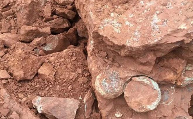Hình ảnh Phát hiện hàng chục quả trứng khủng long có từ 145 triệu năm trước số 1