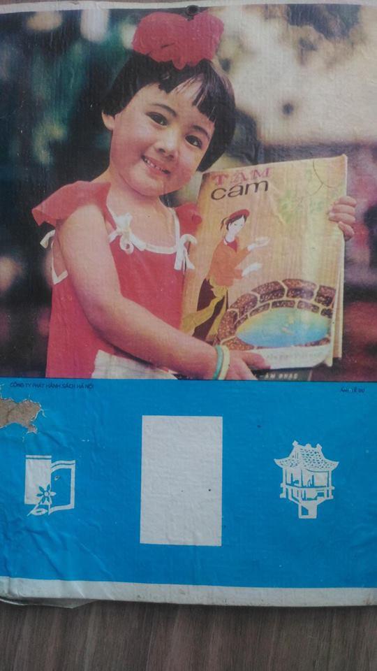BTV Hoài Anh khoe ảnh được lên bìa lịch năm 4 tuổi, người đẹp từ trong trứng nước hóa ra là có thật 1