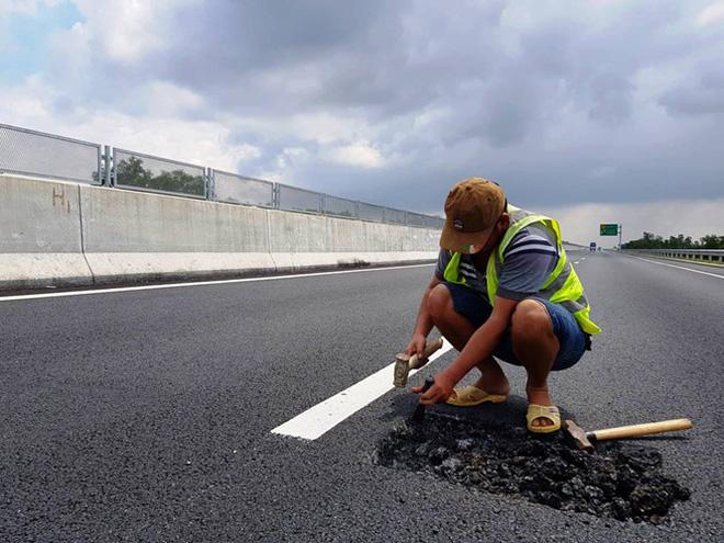 Cao tốc 34 nghìn tỉ đồng hư hỏng: Tổng Giám đốc VEC nói 'chưa xử lý trách nhiệm cá nhân nào' 1