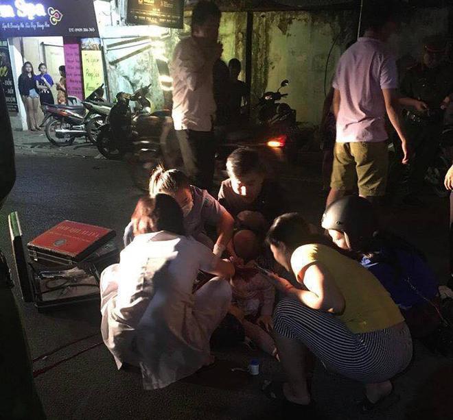 Vụ cô gái bị người yêu cũ đâm gục giữa phố Hà Nội: Nhẫn tâm đâm nhiều nhát vào nạn nhân 2