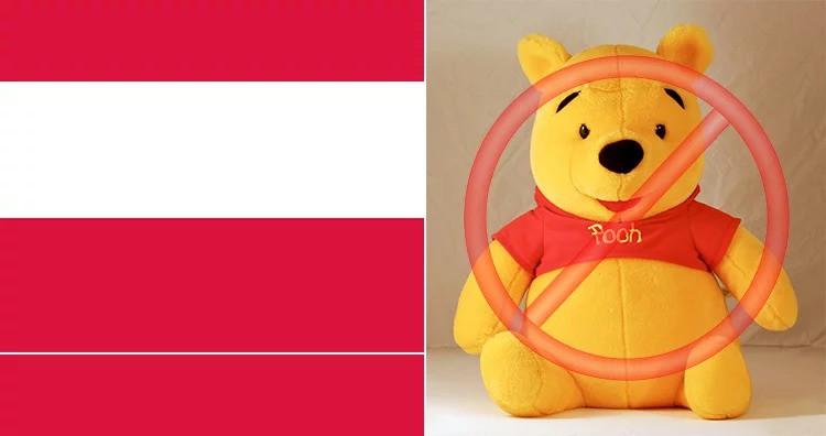 Những luật cấm kỳ lạ và lãng xẹt nhất thế giới: Cấm đi dép, cấm gấu pooh, mua kẹo cao su phải mang theo đơn thuốc 7