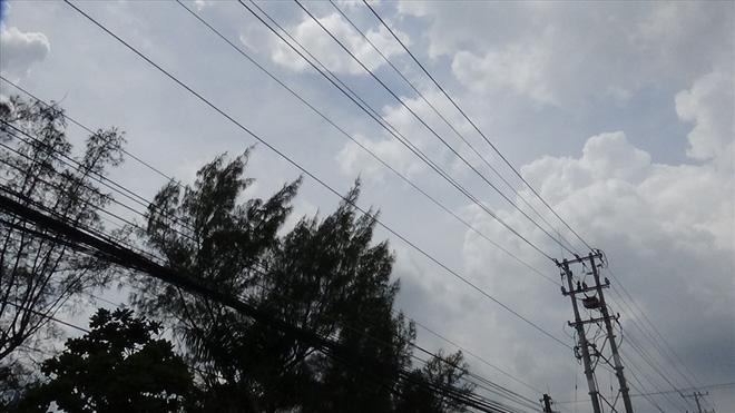 Vụ điện giật khiến 6 người tử vong: Nhà dân trước cổng trường cũng bị sét đánh 1