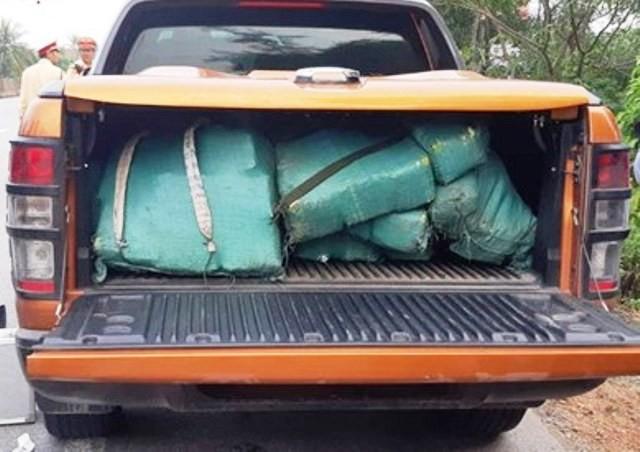 Vụ vận chuyển hơn 3 tạ ma túy đá: Hé lộ số tiền công được hưởng 2