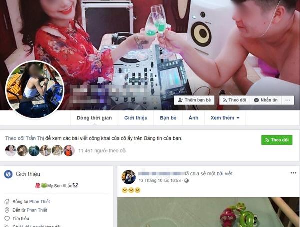 Tìm thấy FB bà bầu gần đến ngày đẻ vẫn thuê biệt thự chơi ma túy: Thường xuyên khoe ảnh nóng bỏng 3