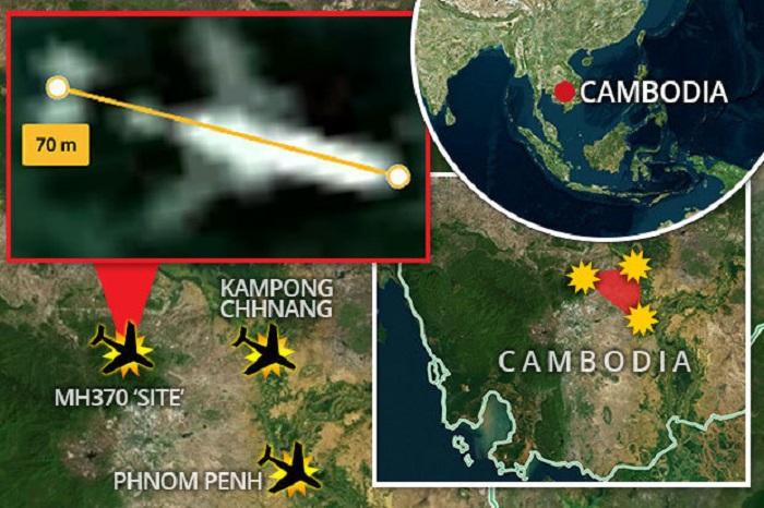 Vụ MH370 mất tích: Rừng Campuchia được mệnh danh là 'mồ chôn máy bay'  1