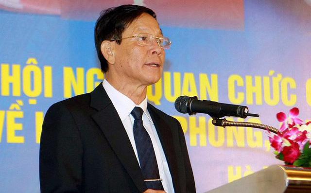 Sức khỏe của cựu trung tướng Phan Văn Vĩnh