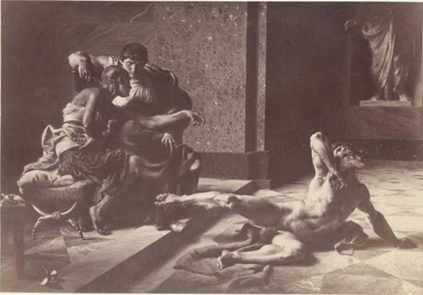 Miếng ăn tẩm đầy độc dược và số phận của những người nếm thức ăn thời cổ đại 3